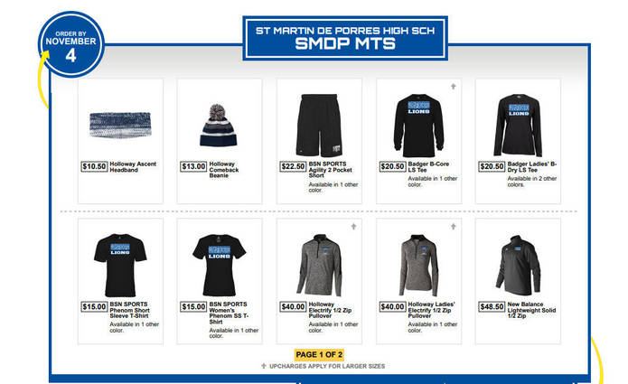 Shop Saint Martin Spirit Wear