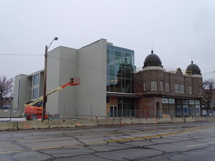 WOIO-TV 19: Saint Martin De Porres High School reveals new building