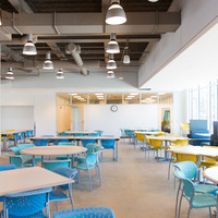 New School Cafeteria Opens!