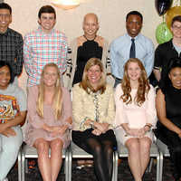 Cavaliers Honor 2 Saint Martin Seniors with Scholarships!