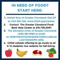 In Need of Food? Start Here!